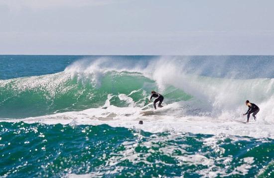 Surfing - Morro das Pedras