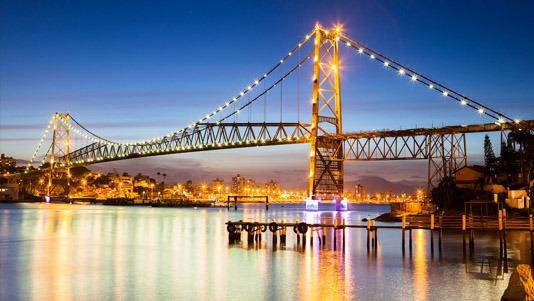 History - Ponte Hercílio Luz