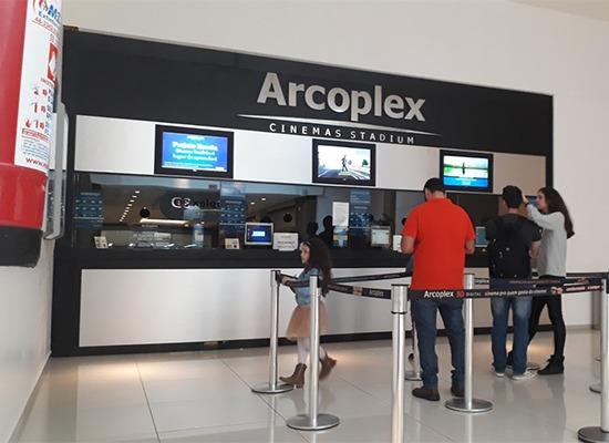 Cinema Arcoplex Itaguaçu