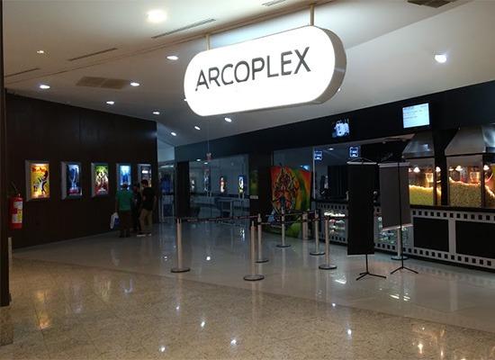 Cinema Arcoplex Via Catarina