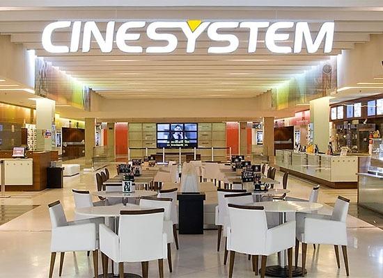 Cinema Cinesystem Iguatemi