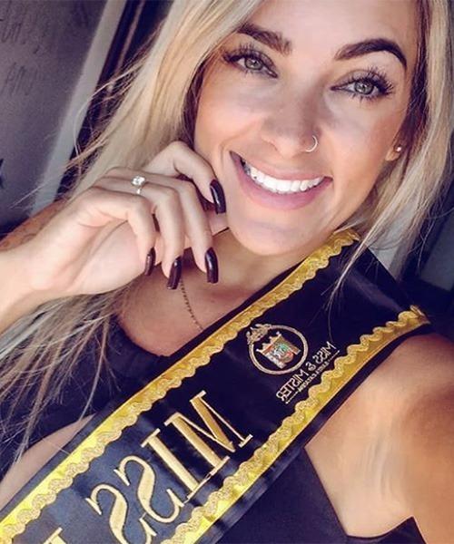 Digital Influencer Camila Souza