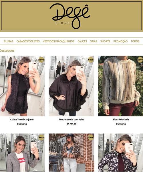 Fashion Store Dege