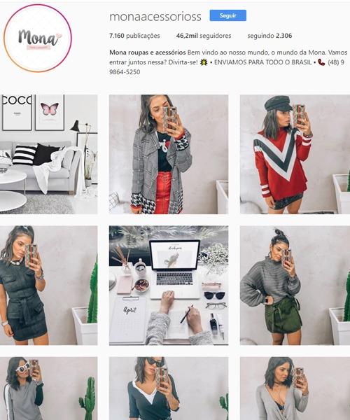 Fashion Store Mona Acessórios
