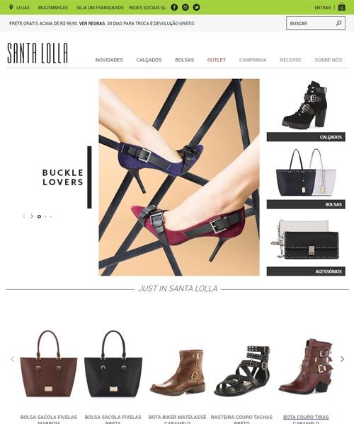 Fashion Store Santa Lolla