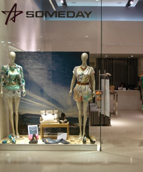Fashion Store Someday