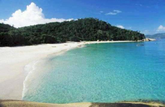 Ilha do Campeche Beach