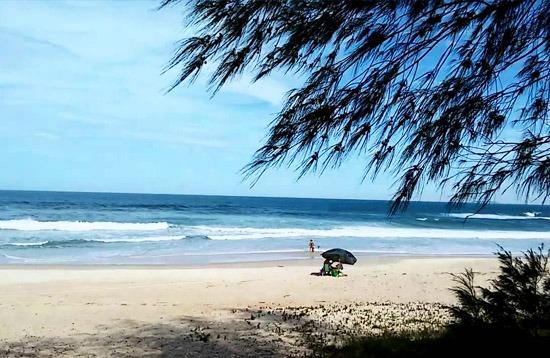 Moçambique Beach