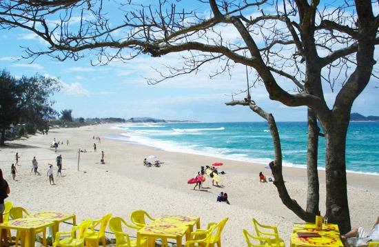 Morro das Pedras Beach
