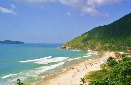 Solidão Beach