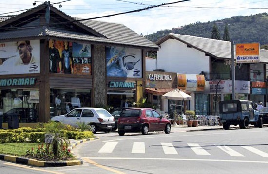 Shopping Centrinho da Lagoa