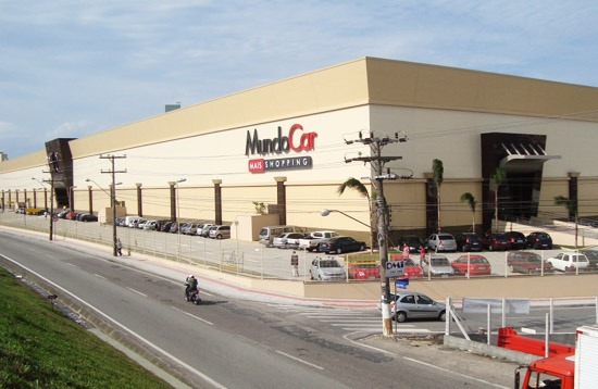 Shopping Mundo Car
