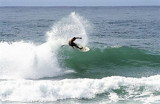 Surfing - Armação
