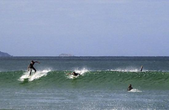 Surfing - Barra da Lagoa