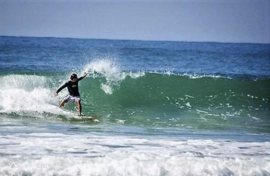 Surfing - Ingleses Beach