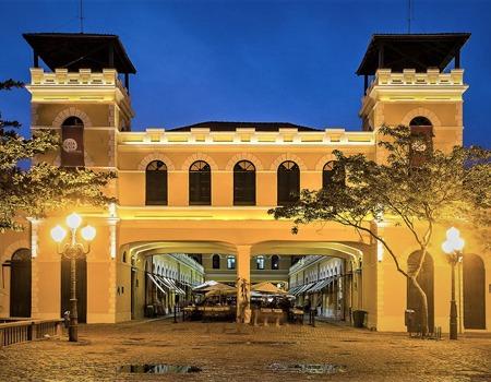 Mercado Público Art Gallery Featured
