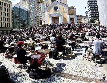 Orchestra Baterias de Florianópolis