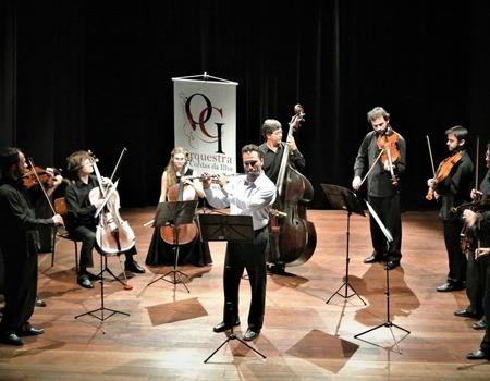 Orchestra Cordas da Ilha