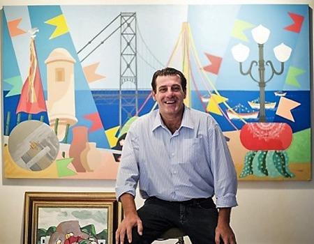 Painter Jair Martins
