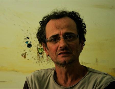 Painter Ricardo Ramos