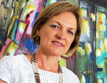 Painter Susana Bianchini