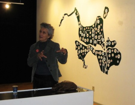 Painter Yara Guasque