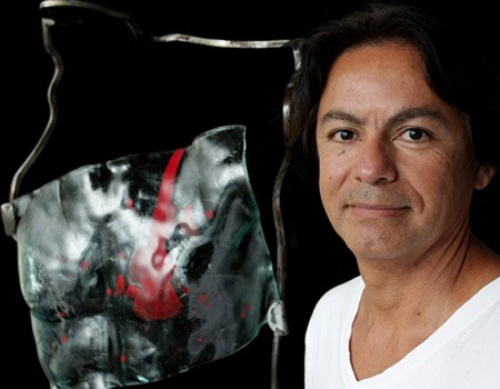 Sculptor Jorge Marinho