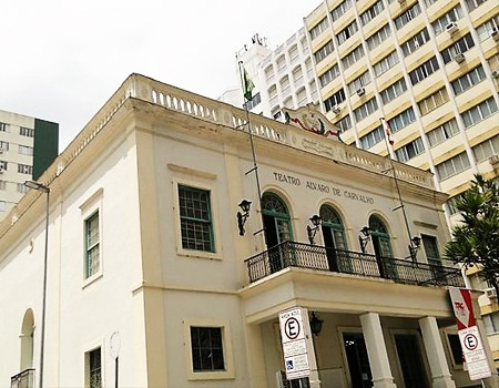 Theater Álvaro de Carvalho