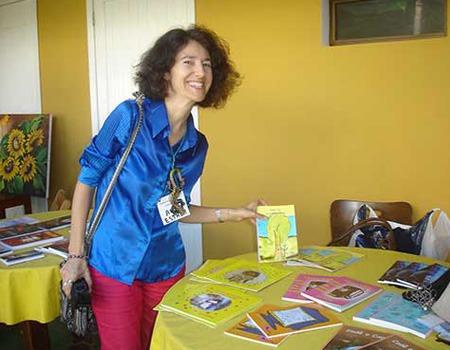 Writer Ana Esther Balbão Pithan