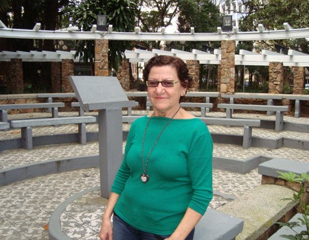 Writer Antonieta Mercês da Silva