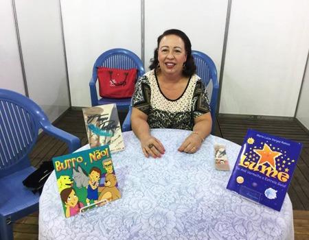 Writer Maria Luiza Vargas Ramos
