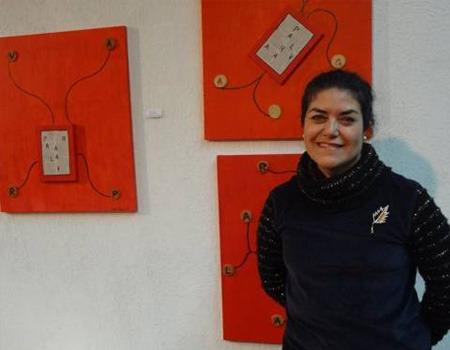 Writer Milka Lorena Plaza Carvajal