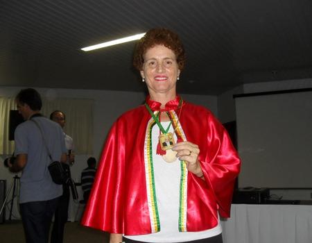 Writer Susana de Mello
