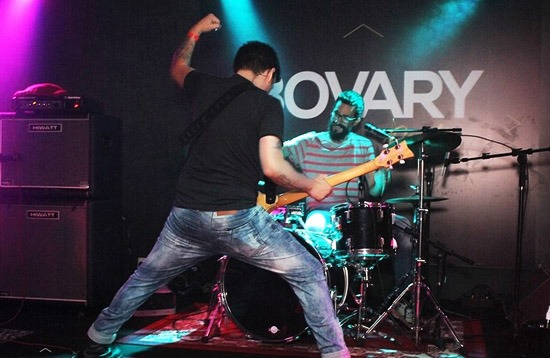 Bovary - Feel the Rock