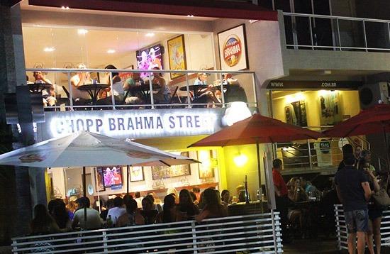 Chopp Brahma Street BC
