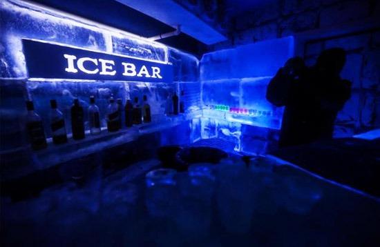 Ice Bar BC