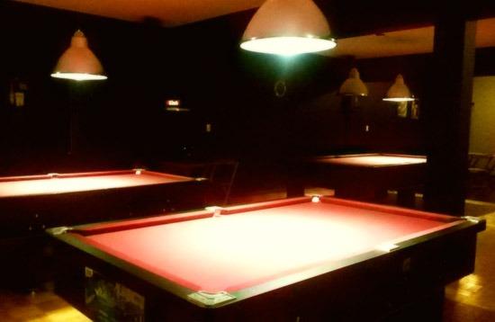 Mané Caçapa Snooker Pub