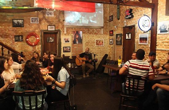 The Backdoor Pub