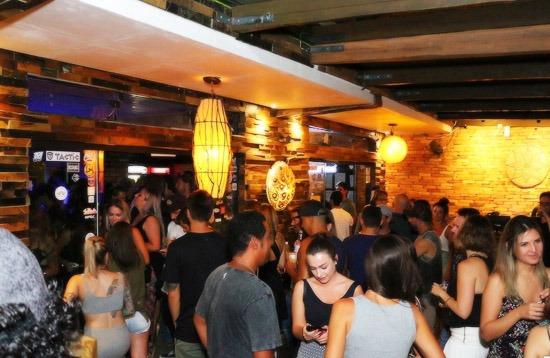 Zicatela Beach Bar