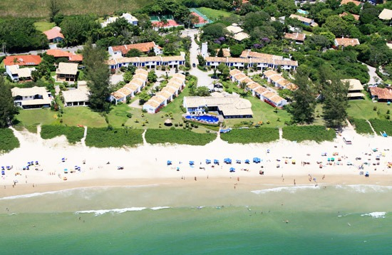 Antares Club Lagoinha Four Stars Hotel