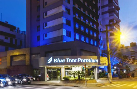 Blue Tree Premium Four Stars Hotel