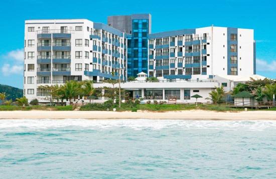 Ingleses Praia Four Stars Hotel