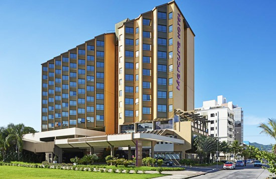Mercure Convention Four Stars Hotel
